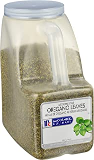 McCormick Culinary Mexican Style Oregano Leaves, 1.5 lb