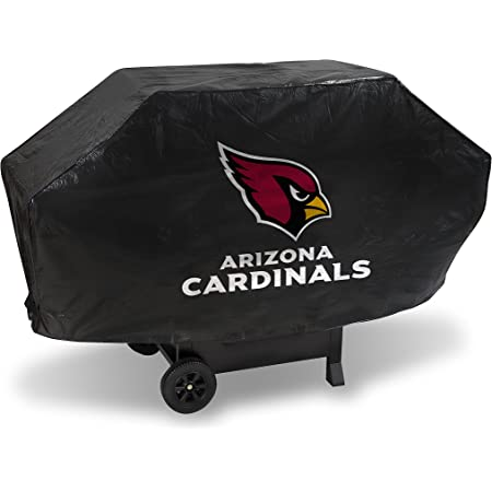 Rico Industries NFL Unisex Vinyl Padded Deluxe Grill Cover 68 x 21 x 35-inches