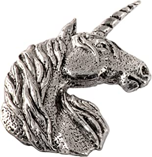 Sea Dragon Seahorse Leafy Pewter Lapel Pin A162A Brooch Jewelry