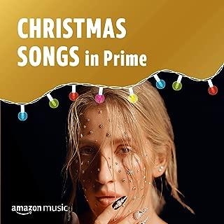 クリスマス・ソングス  in Prime