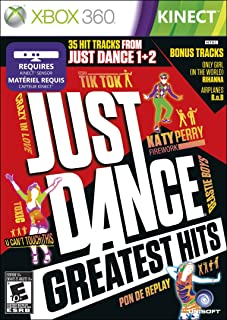 Just Dance Greatest Hits - Xbox 360