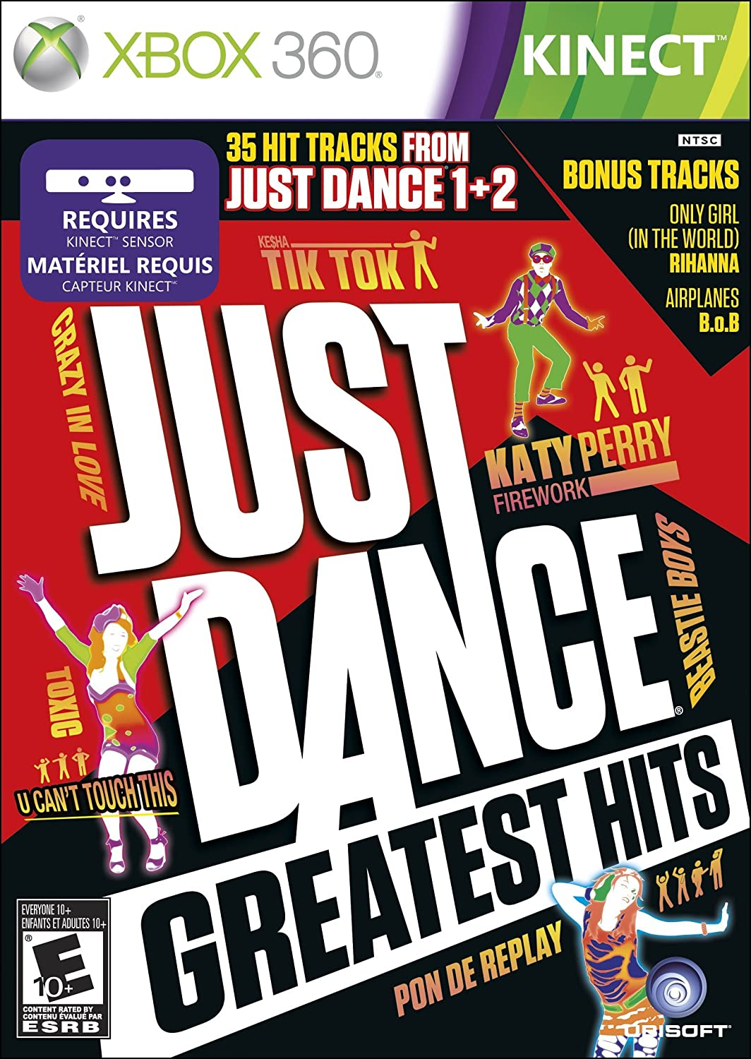 Just Dance Greatest Over item New product! New type handling ☆ Hits 360 - Xbox