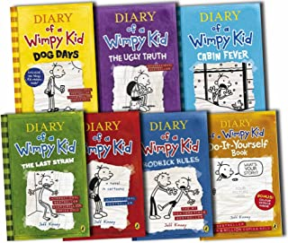 Diary Of A Wimpy Kid - The Ugly Truth: Book 5 by Jeff Kinney