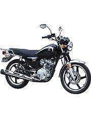 ヤマハ(Yamaha) YB125SP ブラック SOX24ヶ月保証 乗り出し価格 [並行輸入品]