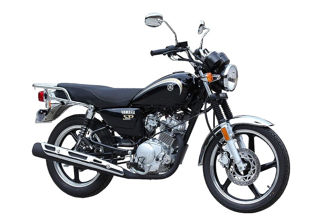保険軽量オーバードローヤマハ(Yamaha) YB125SP ブラック SOX24ヶ月保証 乗り出し価格 [並行輸入品]