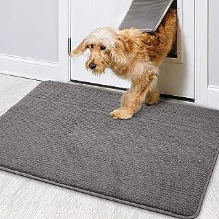 Color&Geometry Door Mat 50 X 80 cm, Doormat Dirt Trapper Non-slip, Machine Washable, Soft, Absorbent Entrance Rug Floor Ma...