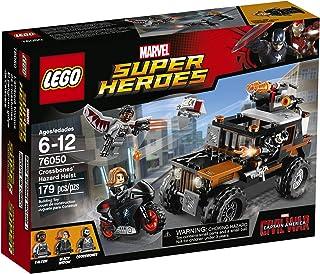 LEGO Super Heroes Crossbones' Hazard Heist 76050 Building Kit (179 Piece)