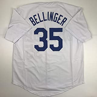 Unsigned Cody Bellinger Los Angeles LA White Custom Stitched Baseball Jersey Size Men's XL New No Brands/Logos