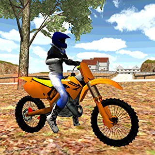 Motocross Countryside Drive 3D - Motorcycle Simulator
