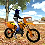 Realistic motorbike physics engine Vast 3d countryside landscape to ride across A.I cars :) Stunt ramps to perform amazing jumps :)