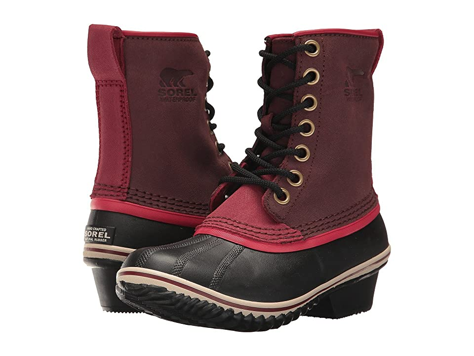 SOREL Slimpack 1964 (Redwood/Candy Apple) Women