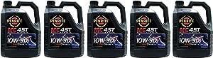 Penrite MC-4 Semi Synthetic 10W-30 Motorcycle Stroke Oil  Litres