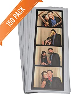 150 Vinyl Magnetic Photo Booth Frames for 2