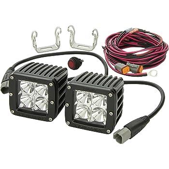 Rigid Industries 20211 Dually Floodlight, (Set of 2)