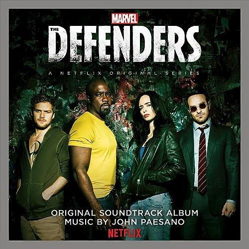 The Defenders Original Soundtrack By John Paesano On