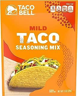 Taco Bell Mild Seasoning Mix (1oz Packet)