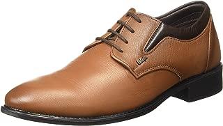 Lee Cooper Men's Lc1473etan Leather Formal Shoes