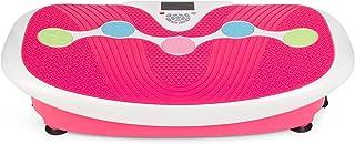 comprar comparacion GLOBAL RELAX Zen Shaper® Plus Plataforma vibratoria oscilante Fitness - Rosa (Modelo 2020) - Tabla vibradora de Gimnasia p...
