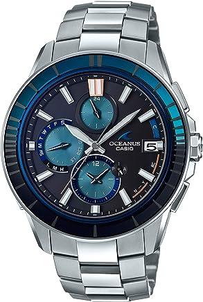 [カシオ]CASIO 腕時計 オシアナス Manta Bluetooth 搭載 電波ソーラー OCW-S4000D-1AJF メンズ