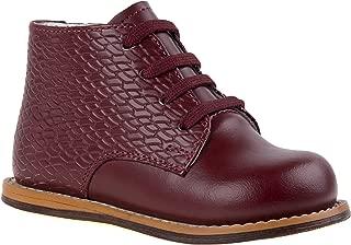 Josmo 2-8 针织印花散步鞋(勃艮*编织,5.5)