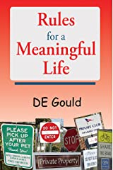 Rules for a Meaningful Life Kindle Edition