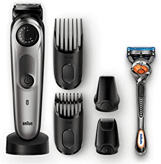 Tondeuse barbe professionnelle Braun Tondeuse À Barbe BT7040
