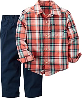 Carter's Baby Boys' 2 Pc Playwear Sets 229g245