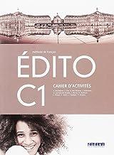 EDITO C1 EXERCICES ED.18 (Edito C1 2018)