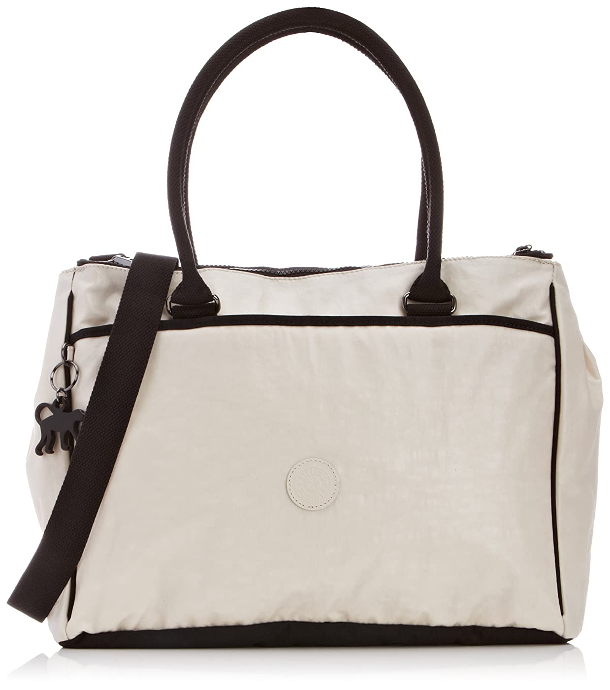 過敏な聖人机(Pearl Birch C) - Kipling Women's Halia TT Shoulder Bag