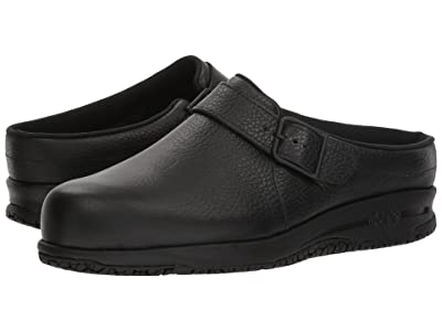 SAS Clog-Slip Resistant (Black) Women