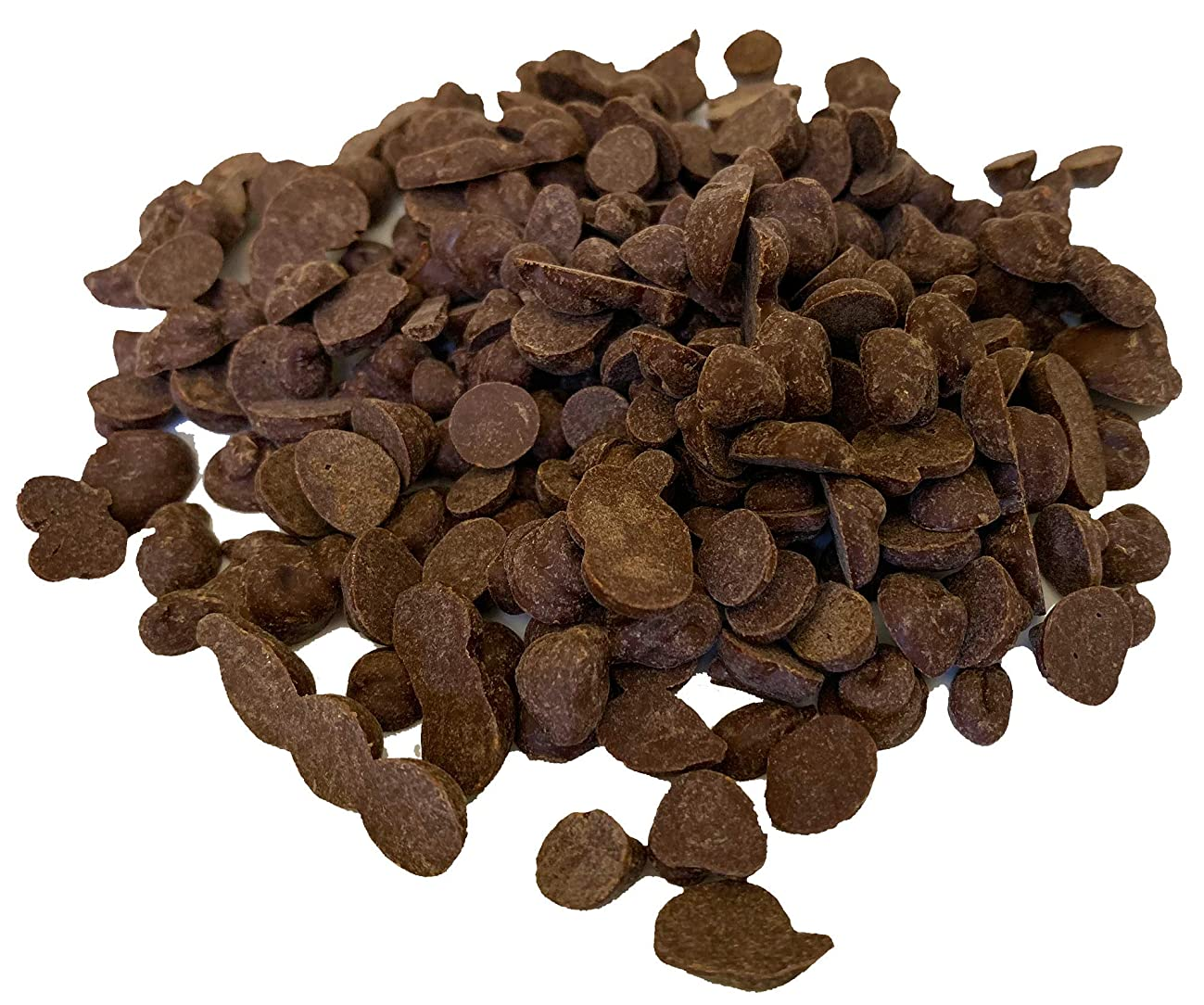 Sugar Free Chocolate Chips Sweetened With Allulose (Keto, Zero Net Carbs, Great for Diabetics, No Artificial Sweeteners, No Sugar Alcohol, No Stevia, Gluten Free, Soy Free, Vegan, Non-GMO) (8 oz)