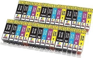 PGI-525 CLI-526 TONER EXPERTE® 30 XL Cartuchos de Tinta compatibles con Canon PIXMA MG5350 MG5250 MG5150 MG6150 MG6250 iP4850 iP4950 MX895 MX885 MX715 iX6550 MG8150 MG8250 | Alta Capacidad