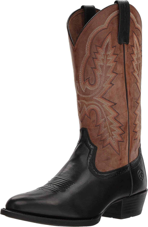 ARIAT Men's Heritage Calhoun Western Boot