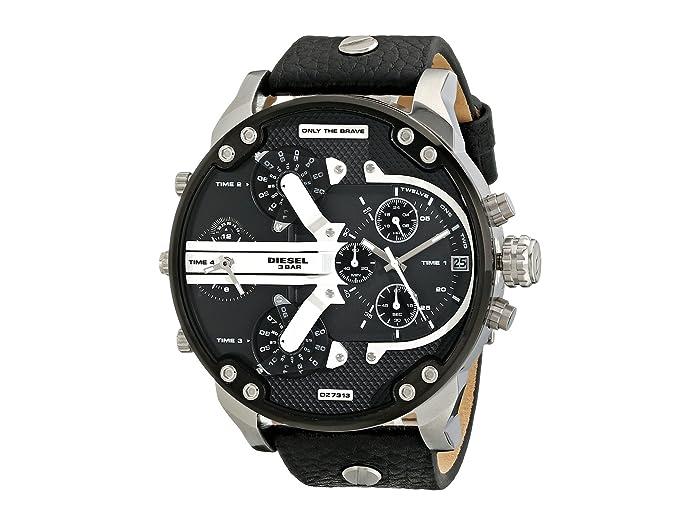 Diesel  Mr. Daddy (Black 1) Watches