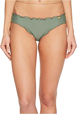 Cosita Buena Full Ruched Back Bikini Bottom