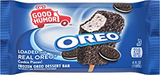 Good Humor Oreo Cookie's N Cream Ice Cream Bar 4 oz. (24 count)