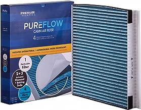 Pureflow Cabin Air Filter PC6067X | Fits 2017-18 Genesis G80, G90, 2011-16 Hyundai Equus, 2009-16 Genesis, 2018 Kia Stinger