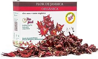 Campo Vivo Flor de Jamaica en Sobres, 120 g