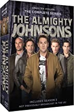 Almighty Johnsons: Seasons 1-3