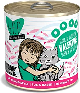 Weruva B.F.F. – Best Feline Friend Grain-Free Natural Canned Wet Cat Food, Original..