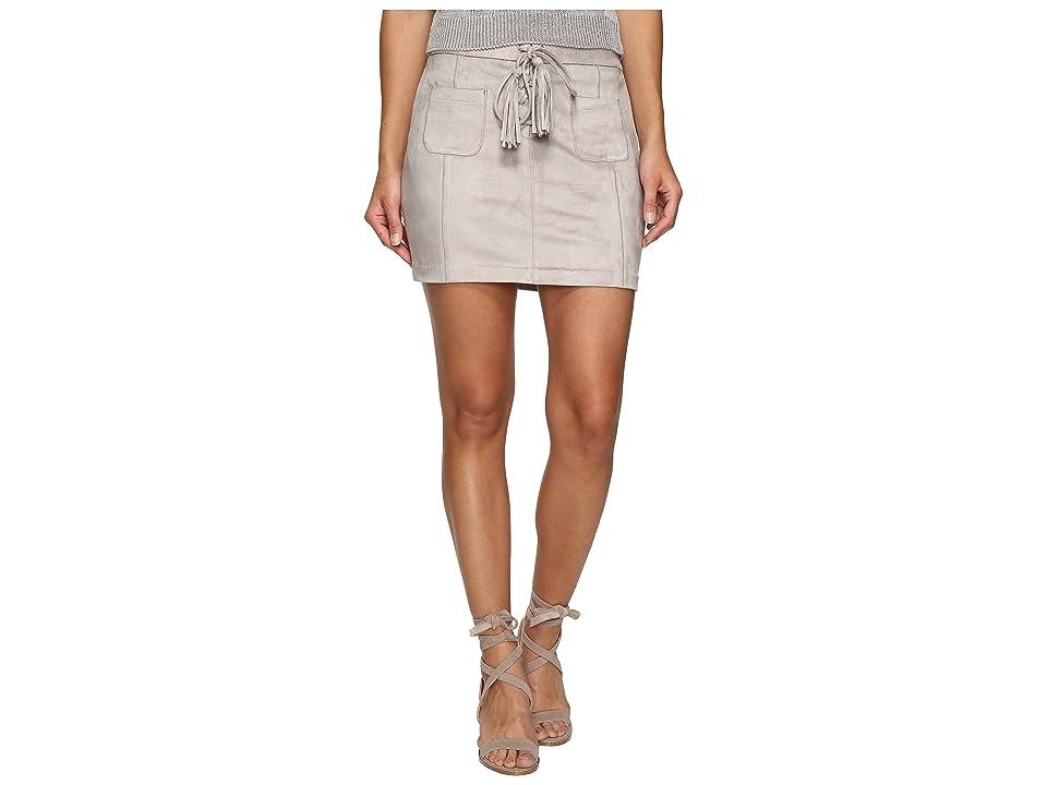 Dolce Vita Madden Skirt (Slate) Women