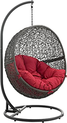 Excellent Amazon Com Christopher Knight Home 239197 Outdoor Wicker Onthecornerstone Fun Painted Chair Ideas Images Onthecornerstoneorg