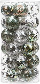 Seafoam Christmas Ornaments