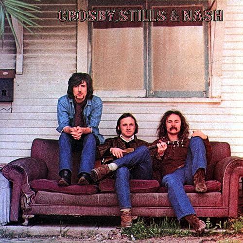 Crosby, Stills & Nash by Crosby, Stills & Nash on Amazon Music -  Amazon.co.uk