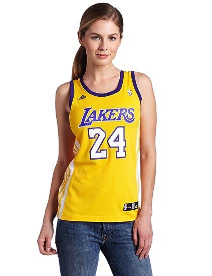 NBA Los Angeles Lakers Kobe Bryant Replica Jersey Women's : Amazon ...