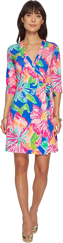Lilly Pulitzer Marvista Wrap Dress