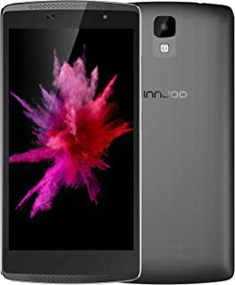 Innjoo Fire2 Air Dual Sim - 8GB, 1GB, 4G LTE, Gray