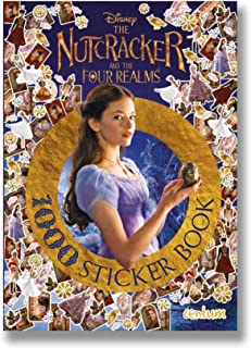 The Nutcracker and the Four Realms 1000 Sticker Book