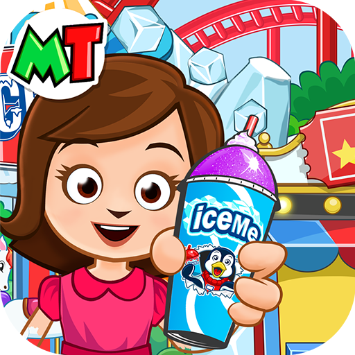 My Town: Fun Amusement Park Game for Kids