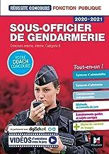 Livres Réussite Concours - Sous-officier de gendarmerie - 2020-2021- Préparation complète PDF
